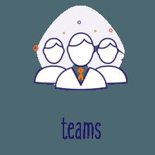 Aanbod - Teams